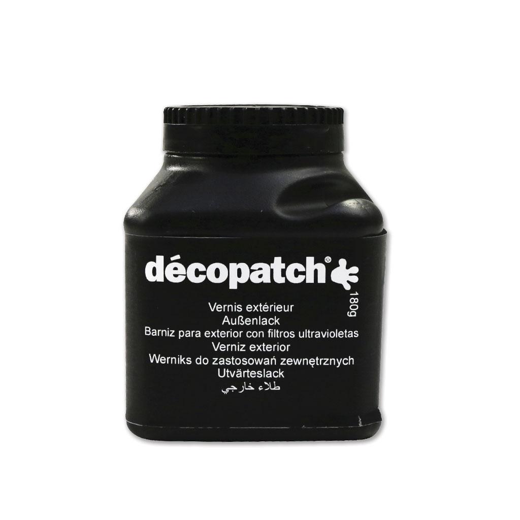 paperpatch par d copatch vernis vitrificateur ext rieur x180 g perles co. Black Bedroom Furniture Sets. Home Design Ideas