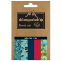 Papier Decopatch Pocket 30x40 cm - collection n°20 x5