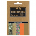 Papier Decopatch Pocket 30x40 cm - collection n°10 x5