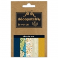 Papier Decopatch Pocket 30x40 cm - collection n°15 x5