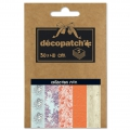 Papier Decopatch Pocket 30x40 cm - collection n°14 x5