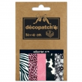 Papier Decopatch Pocket 30x40 cm - collection n°09 x5
