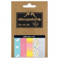 Papier Decopatch Pocket 30x40 cm - collection n°19 x5