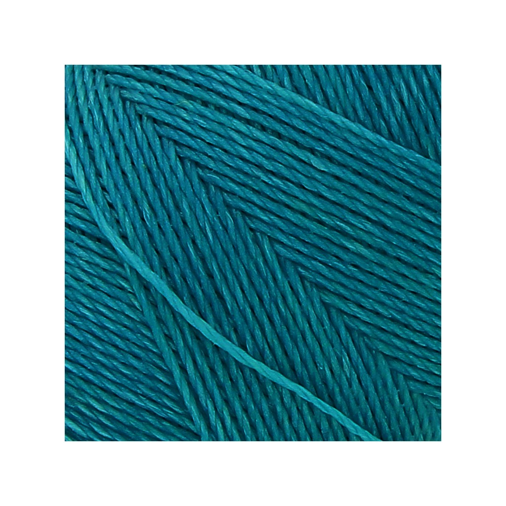 bobine de fil cir linhasita pour micro macram mm turquoise perles co. Black Bedroom Furniture Sets. Home Design Ideas