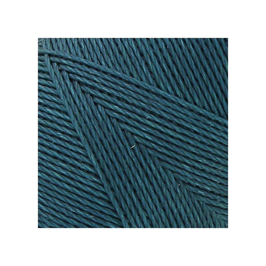 bobine de fil cir linhasita pour micro macram mm teal 228 perles co. Black Bedroom Furniture Sets. Home Design Ideas