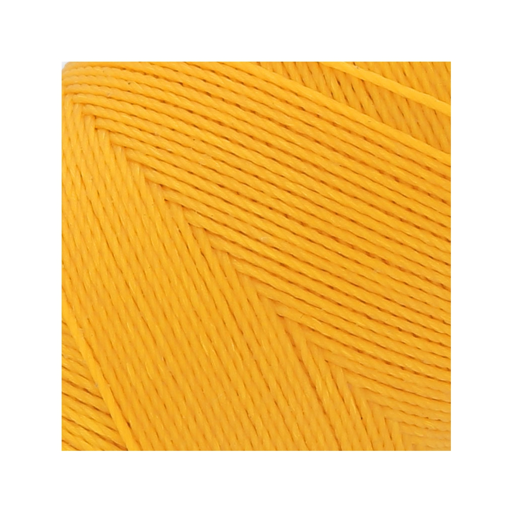 bobine de fil cir linhasita pour micro macram mm golden yel perles co. Black Bedroom Furniture Sets. Home Design Ideas