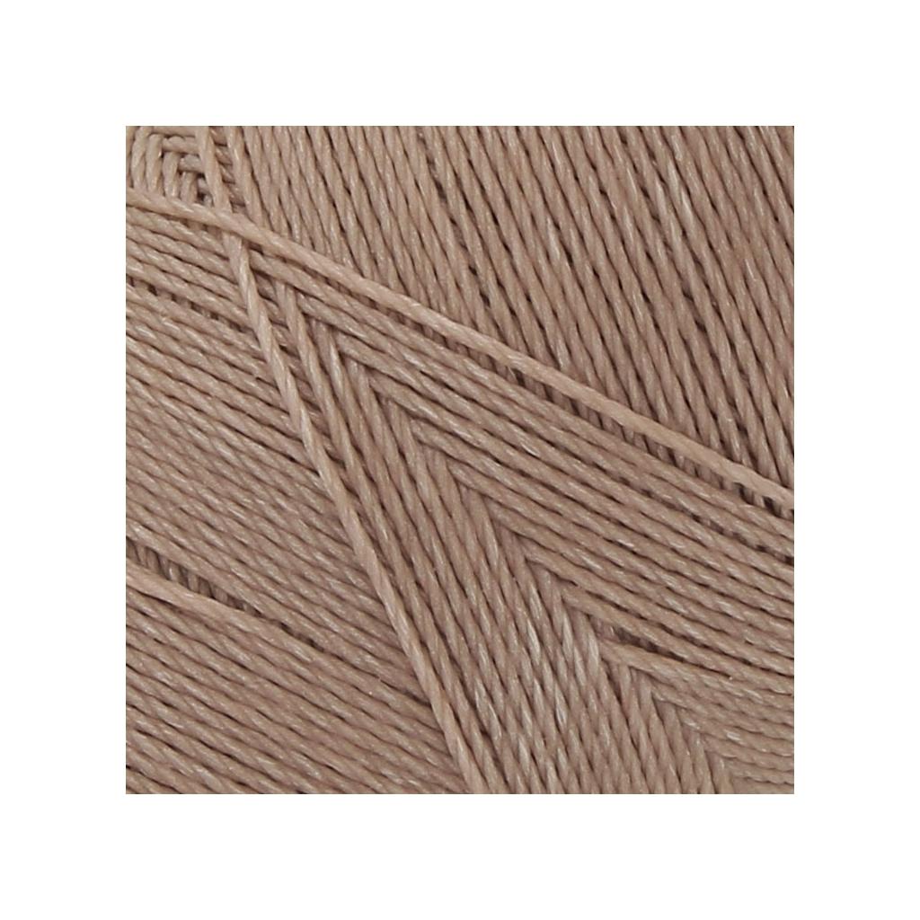 bobine de fil cir linhasita pour micro macram mm beige 213 perles co. Black Bedroom Furniture Sets. Home Design Ideas