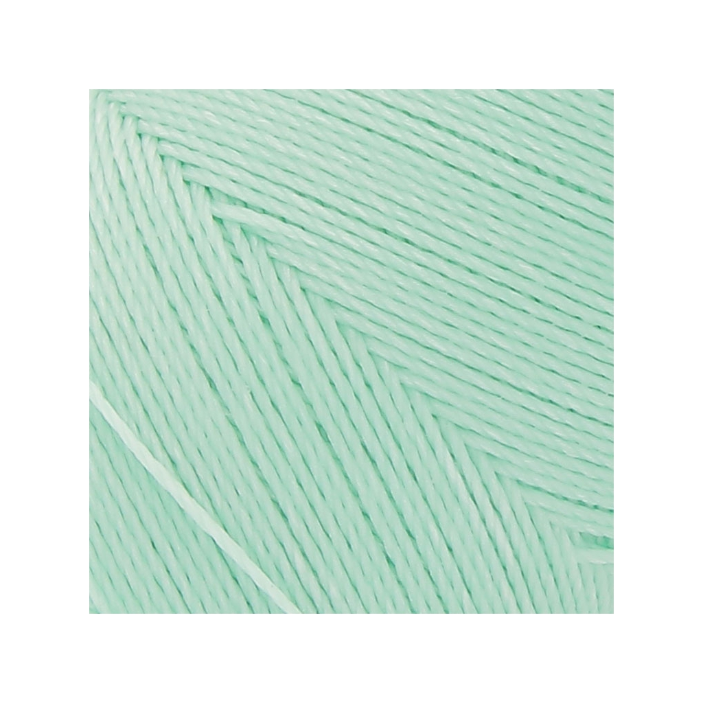 bobine de fil cir linhasita pour micro macram mm mint 230 perles co. Black Bedroom Furniture Sets. Home Design Ideas