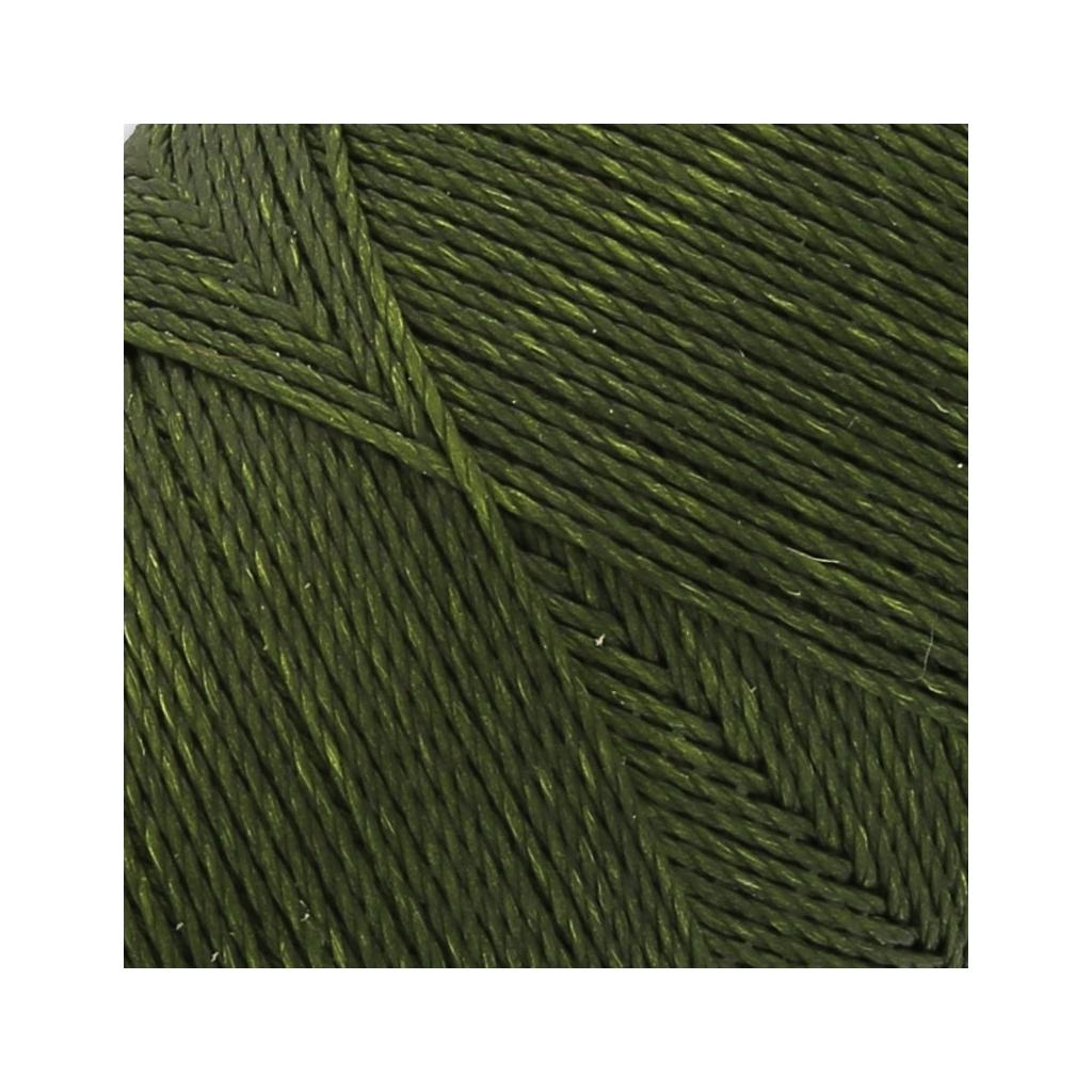 bobine de fil cir linhasita pour micro macram mm olive gree perles co. Black Bedroom Furniture Sets. Home Design Ideas