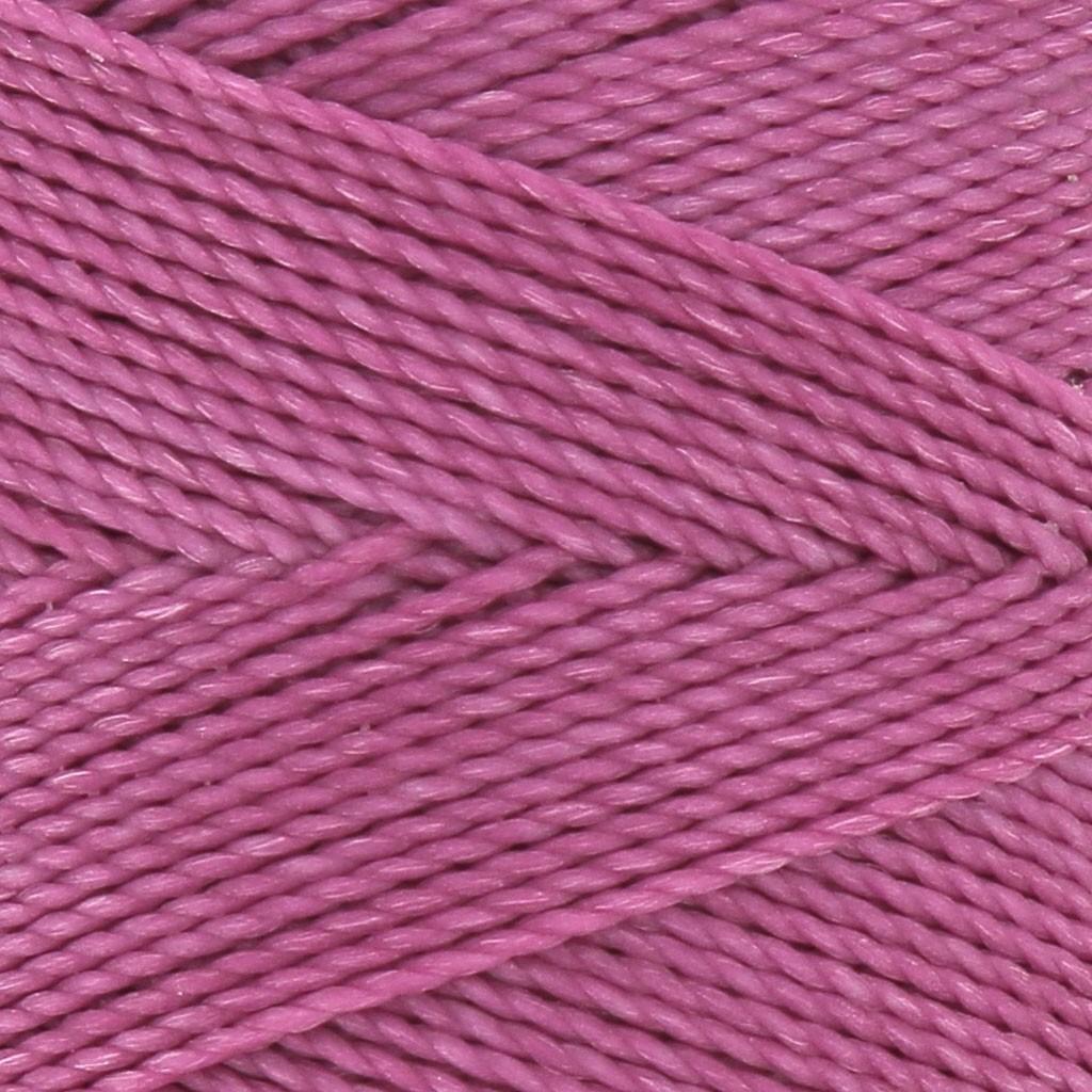 bobine de fil cir linhasita pour micro macram mm fuchsia 8 perles co. Black Bedroom Furniture Sets. Home Design Ideas