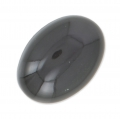 Cabochon ovale 18x13 mm Black Obsidienne