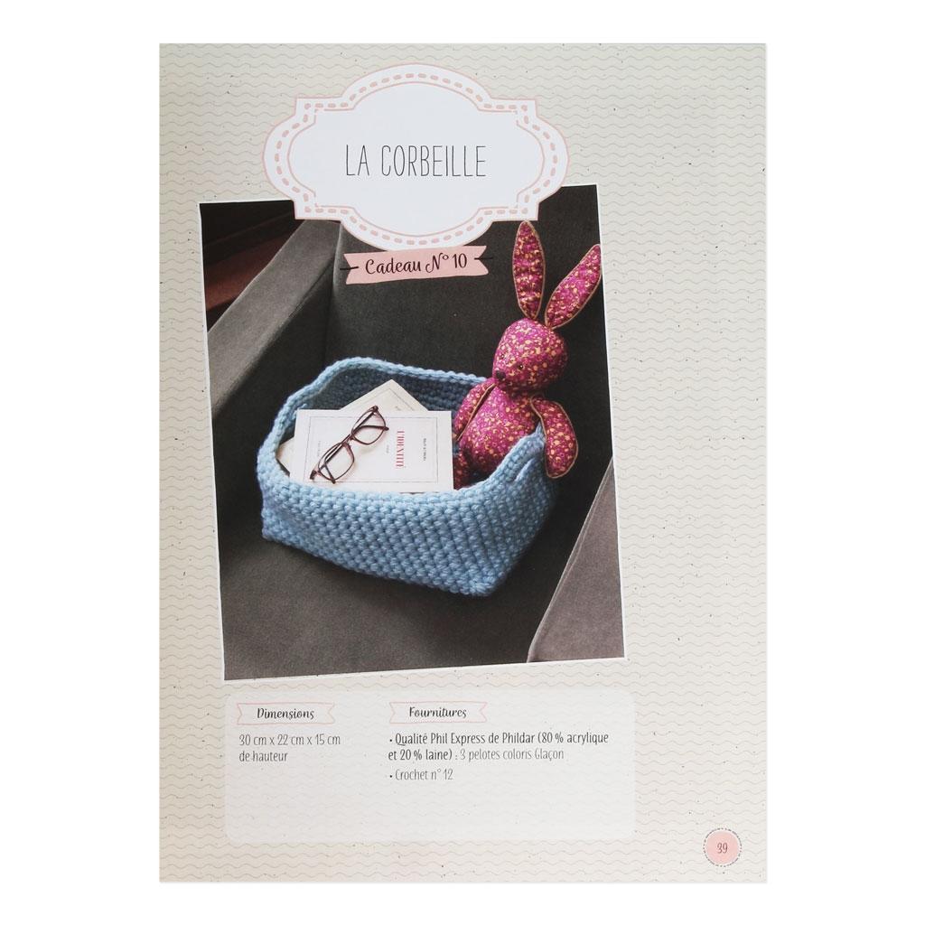 Cadeaux tricoter 34 mod les d co et accessoires for Decoration et accessoires