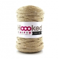Fil trapilho - Hoooked Ribbon XL DMC - Pelote Jersey Golden Dust x 85m