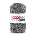 Fil trapilho - Hoooked Ribbon XL DMC - Pelote Jersey Salty Pepper x 120m