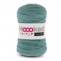 Fil trapilho - Hoooked Ribbon XL DMC - Pelote Jersey Emerald Splash x 120m