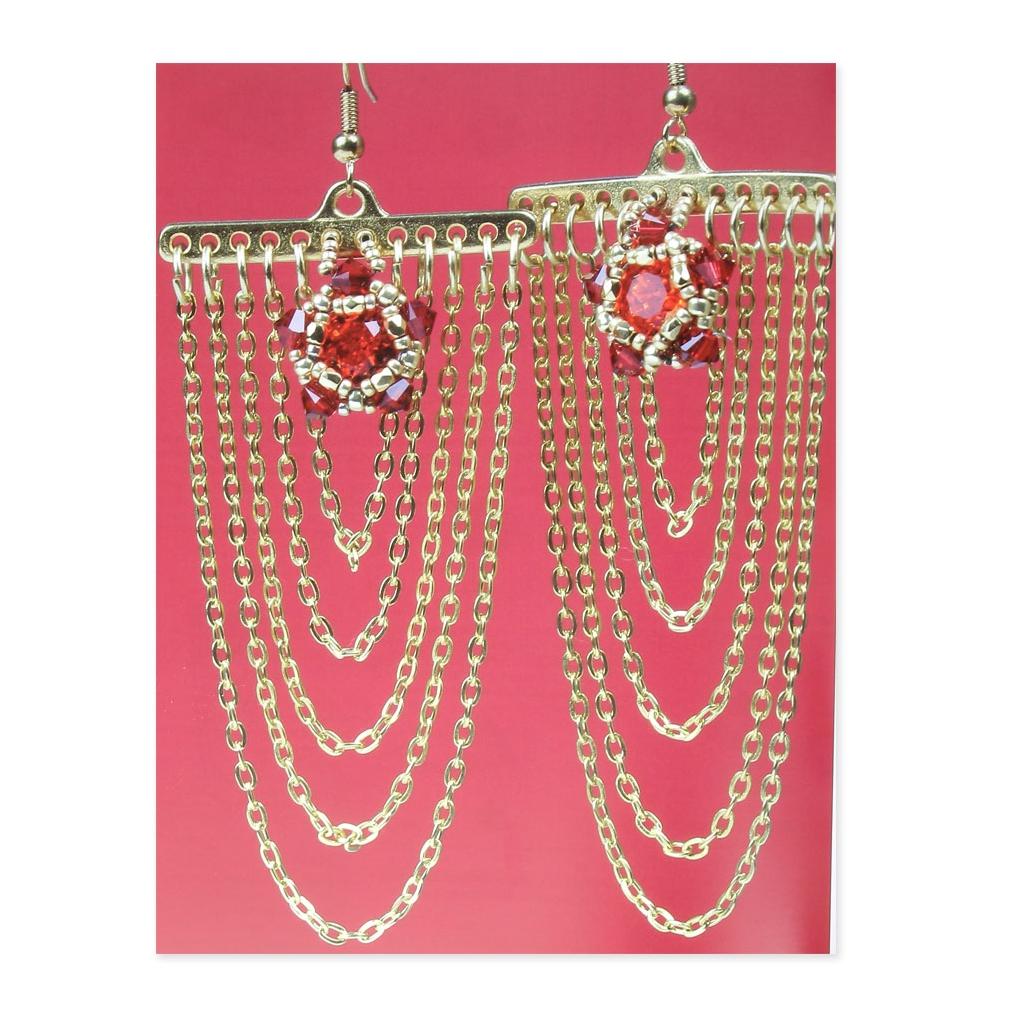 magazine bead jewellery f vrier mars 2018 en anglais perles co. Black Bedroom Furniture Sets. Home Design Ideas