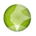 Cabochon Swarovski 1088 8 mm Crystal Lime x1