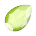 Cabochon Swarovski 4327 30x20 mm Crystal Lime x1