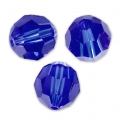 Rondes Swarovski 5000 4 mm Majestic Blue x20