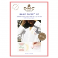 Kit DMC - Broderie point de croix - Magic Paper - Fruits