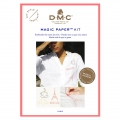 Kit DMC - Broderie point de croix - Magic Paper - Paris