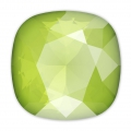 Cabochon Swarovski 4470 10 mm Crystal Lime x1