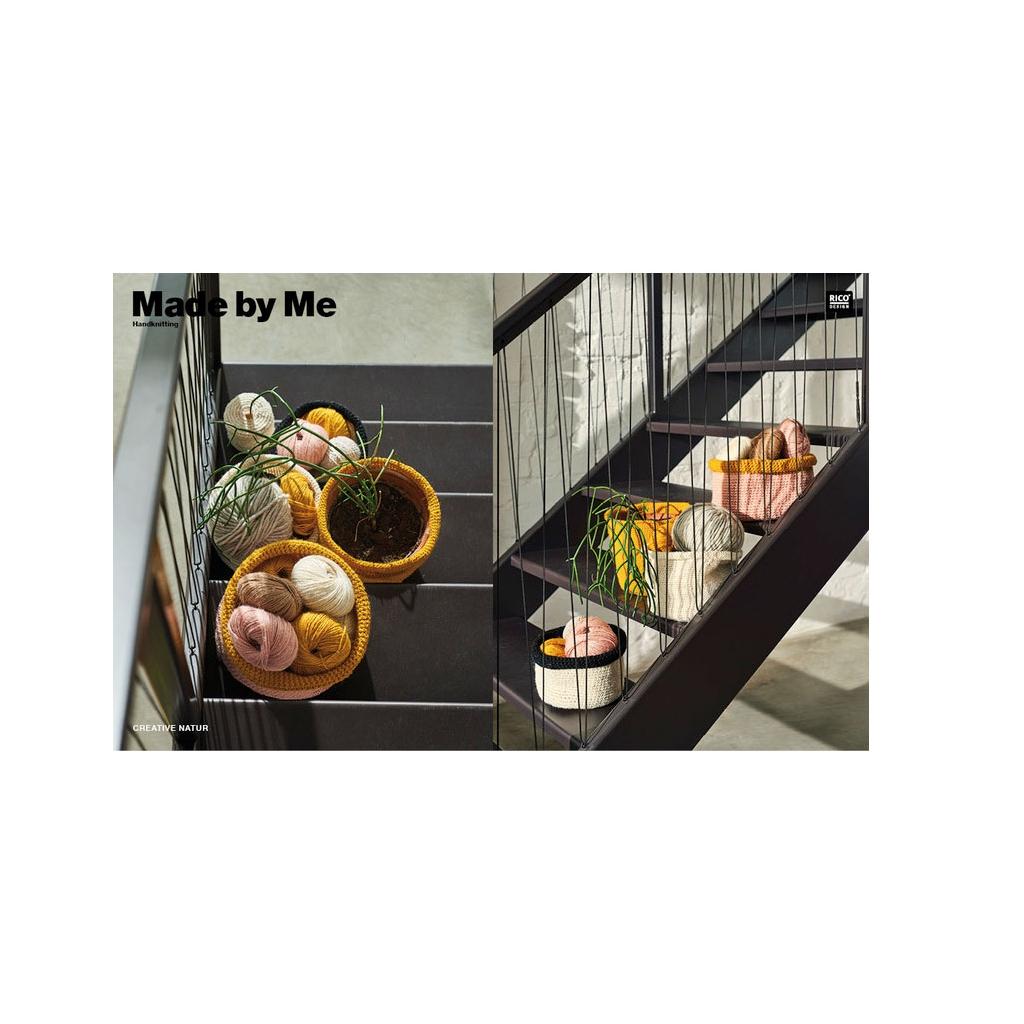 laine creative natur rico design pelote de chanvre. Black Bedroom Furniture Sets. Home Design Ideas