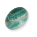 Cabochon ovale 8x6 mm Amazonite x1
