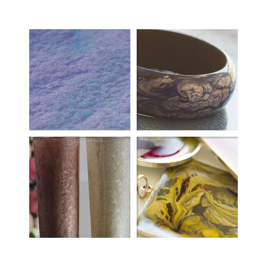 peinture multi supports effets fantasy moon p b o chocolat n 34 perles co. Black Bedroom Furniture Sets. Home Design Ideas