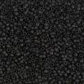 Miyuki Delicas 11/0 DB0310 - Mat Black x8g