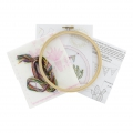 Kit broderie - Fabrication Artisanale Francaise - Mexiiiiico x1