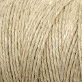 Bobine de fil de lin 2 mm Naturel x 400 gr