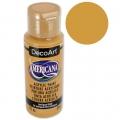 Peinture acrylique haute qualité - DecoArt Americana - Antique Gold x 59ml