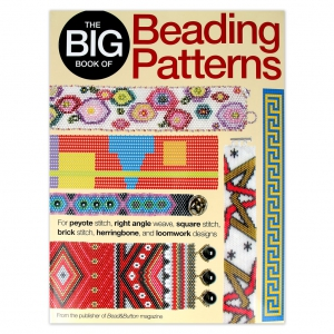 The Big Book Of Beading Patterns Livre En Anglais