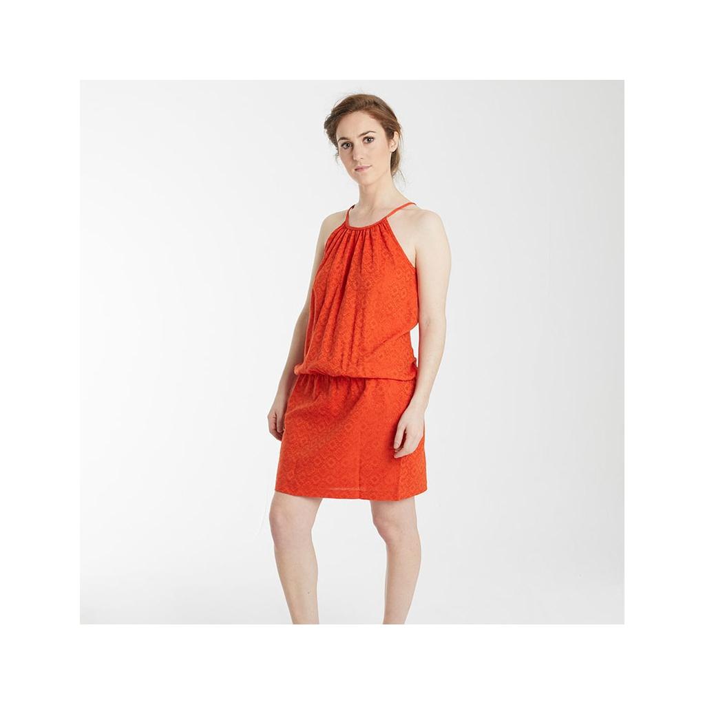 21f8c696655 ... Patron couture Coralie Bijasson-Annabelle -Robe taille basse emmanchure  américaine ...