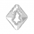 Pendentif Swarovski 6926 Growing Crystal Rhombus 36 mm Crystal