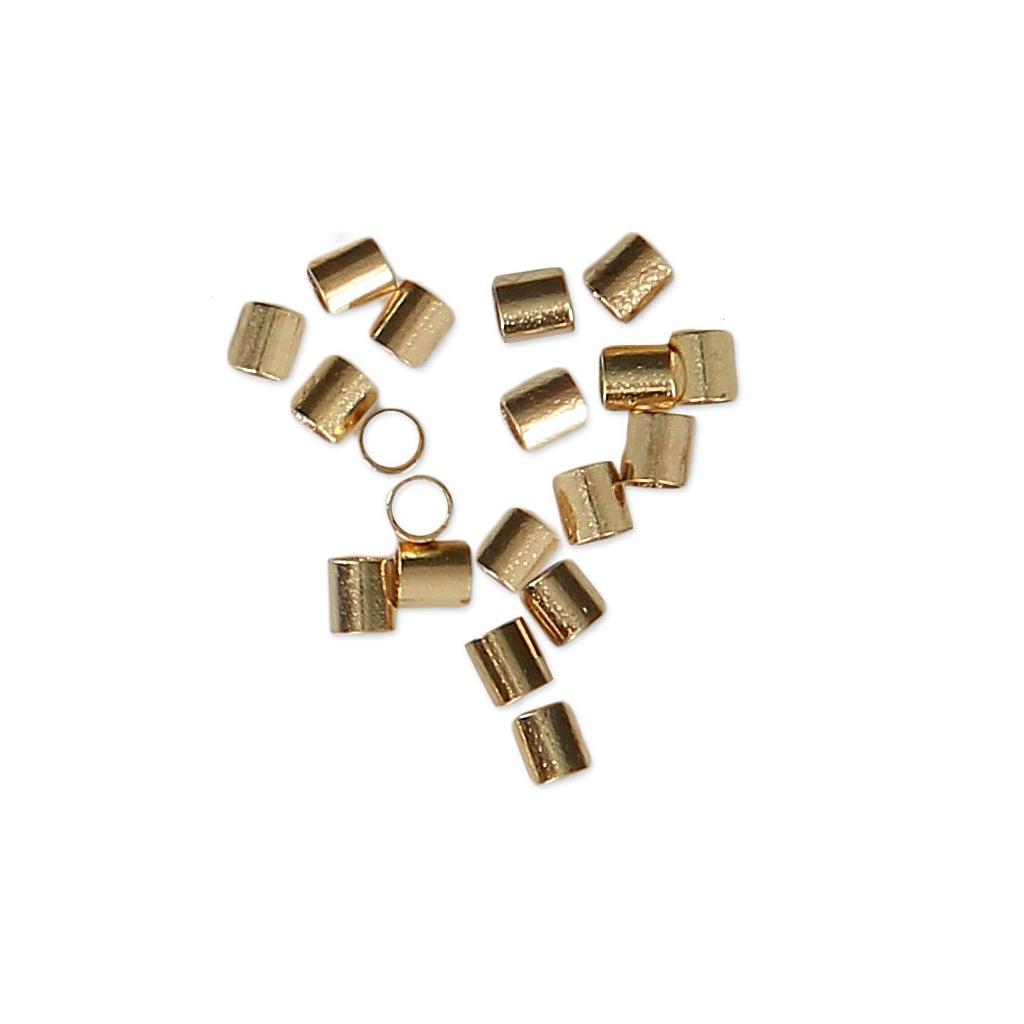 LOT de 50 EMBOUTS TUBE à COLLER écraser 4 x 1,6mm pour CORDON 1mm ARGENTE perles