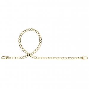 prix favorable beau bonne vente de chaussures Anse chaîne Prym pour sac à main 70 cm Kate doré x1