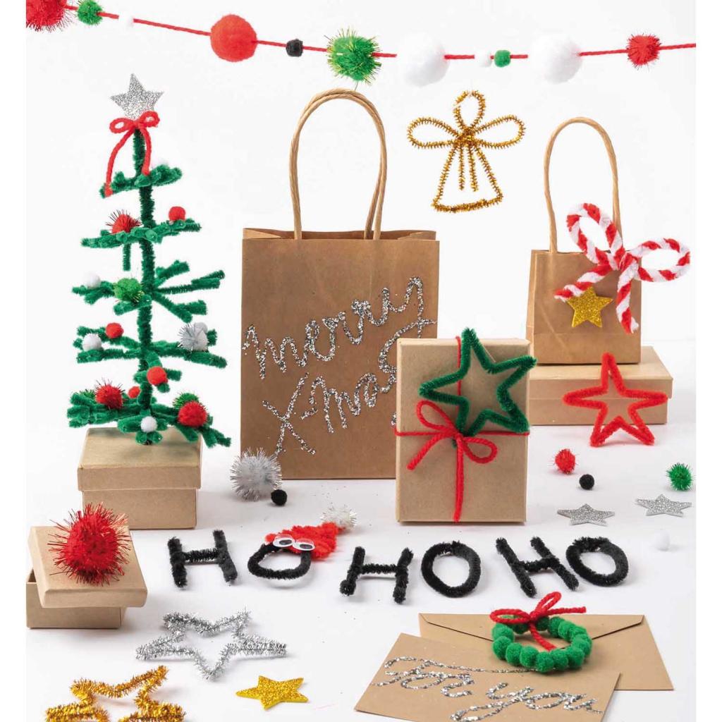 Set De Bricolage Noël Pour Enfants Made By Me Classical Christmas