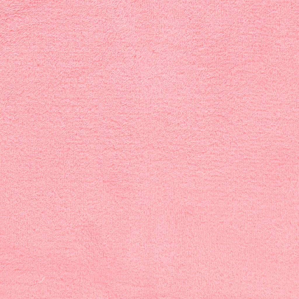tissu polaire uni rose corail x10cm perles co. Black Bedroom Furniture Sets. Home Design Ideas