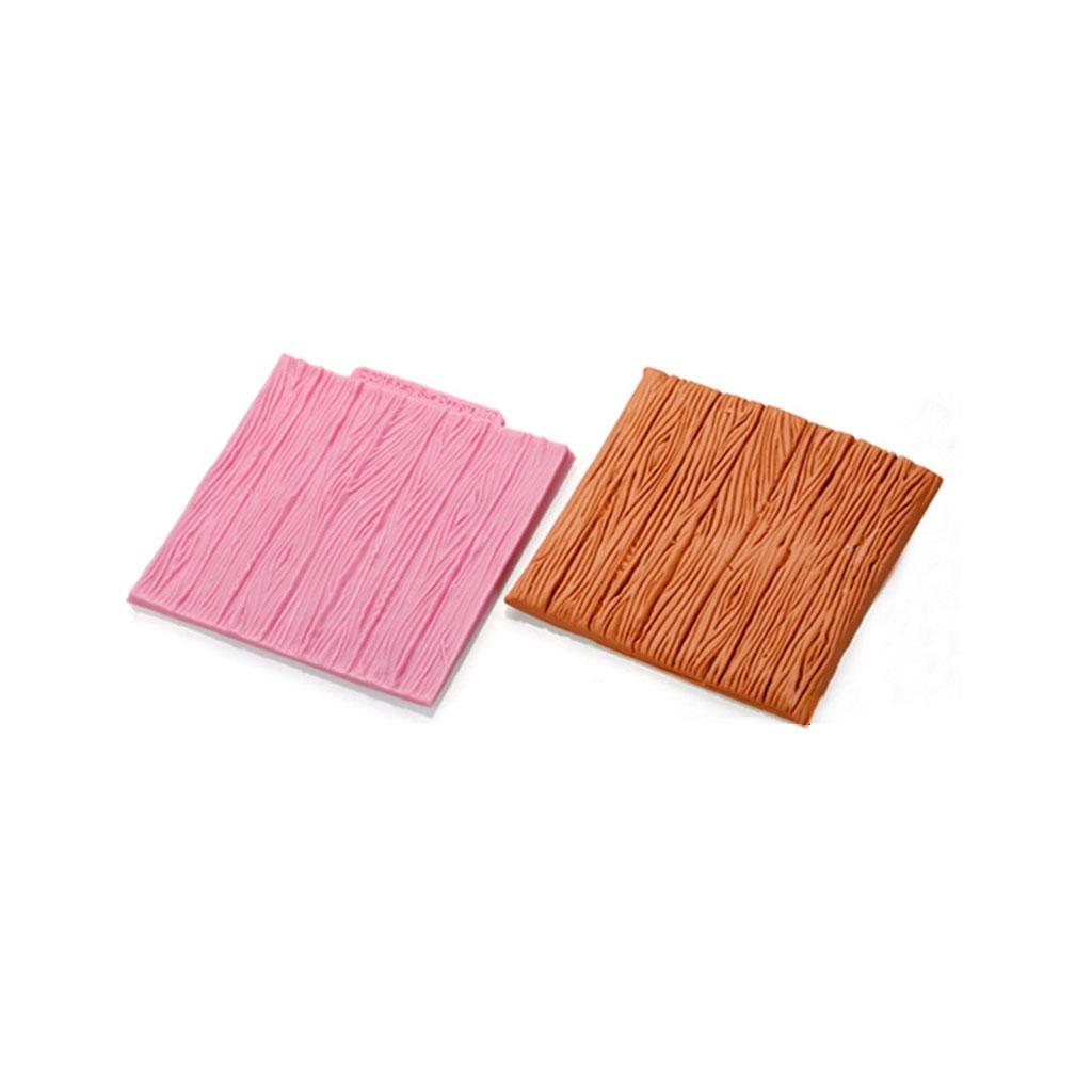 Plaque de texture pour pâte polymère/argile/métal - Ecorce de bois - Perles & Co