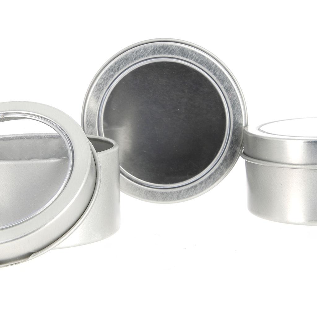 3 boîtes de rangement en métal pour vos fournitures de loisirs