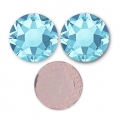 Strass Hotfix Swarovski 3 mm Aquamarine x36