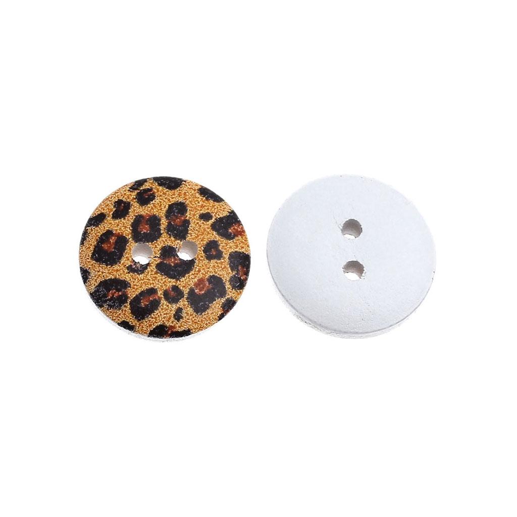 Paillettes Brillant Étoile boutons 2 trous 18 mm dans 2 Couleurs//Nouveauté