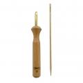 Punch Needle DMC taille 10 Regular - Outil de tissage et broderie magique