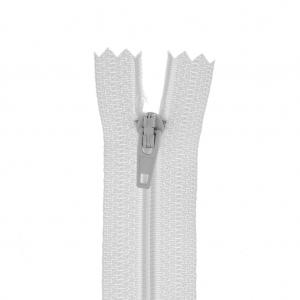 M /& C Fermeture Eclair /à glissi/ère 15 cm Coloris Blanc Pantalon Jeans