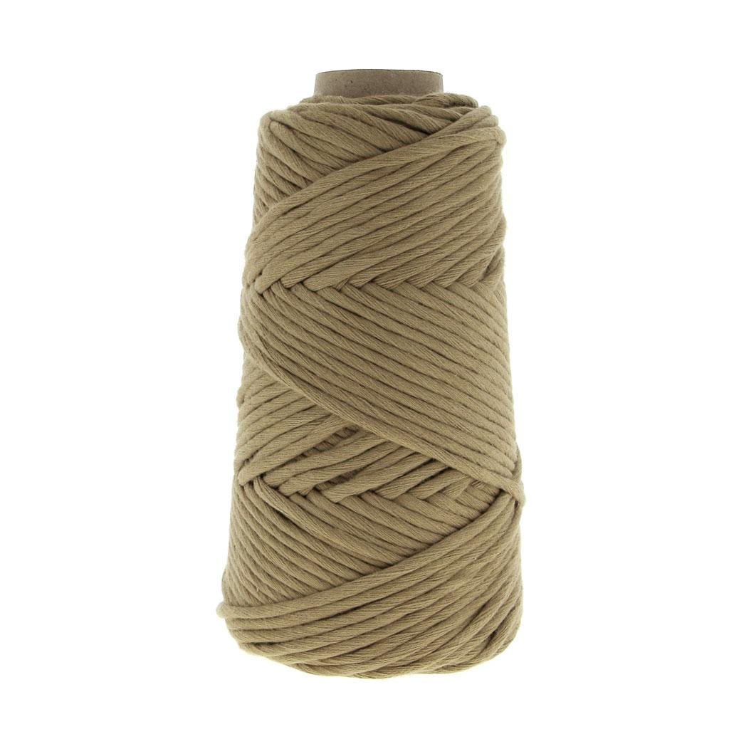 bobine de cordon en coton pour macram cotton supr me 3xl. Black Bedroom Furniture Sets. Home Design Ideas