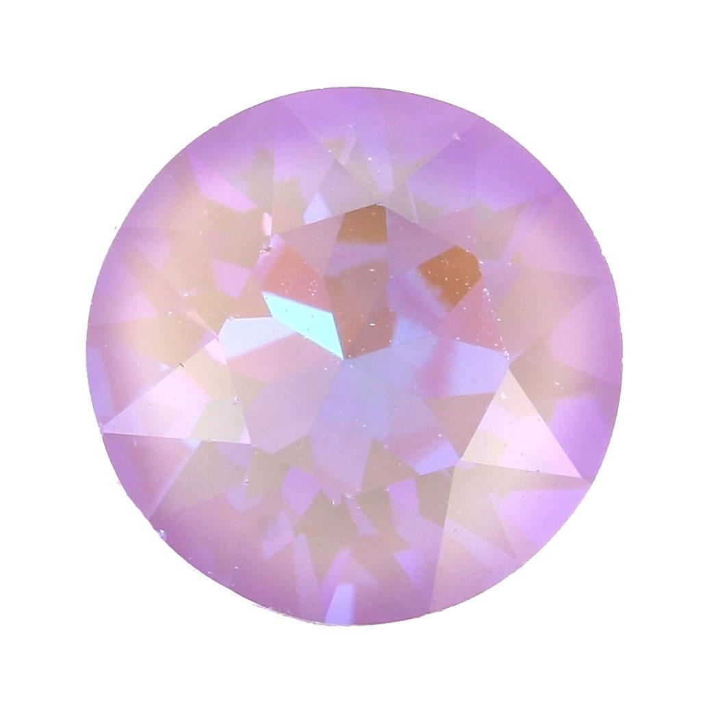 Cabochon Swarovski 1088 6 mm Crystal Lavender DeLite x1