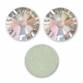 Strass Hotfix Swarovski 5 mm Crystal AB x36
