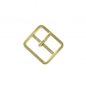beau convient aux hommes/femmes vente officielle Boucle de ceinture à griffe pour ceintures DIY personnalisées 20 mm doré x1